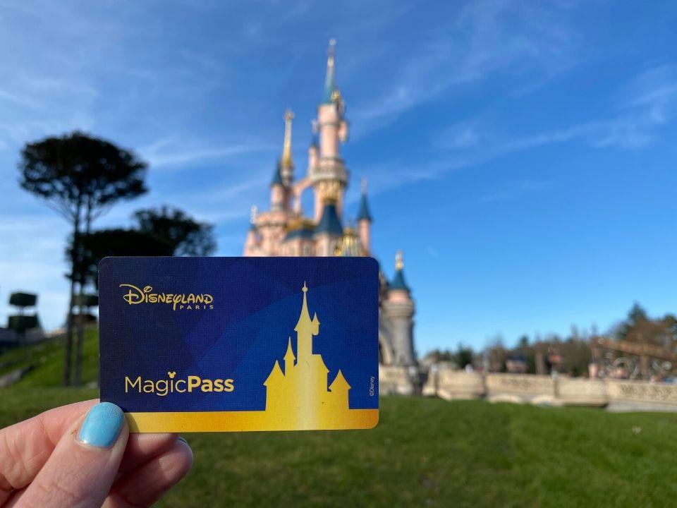 MagicPass Disneyland Paris