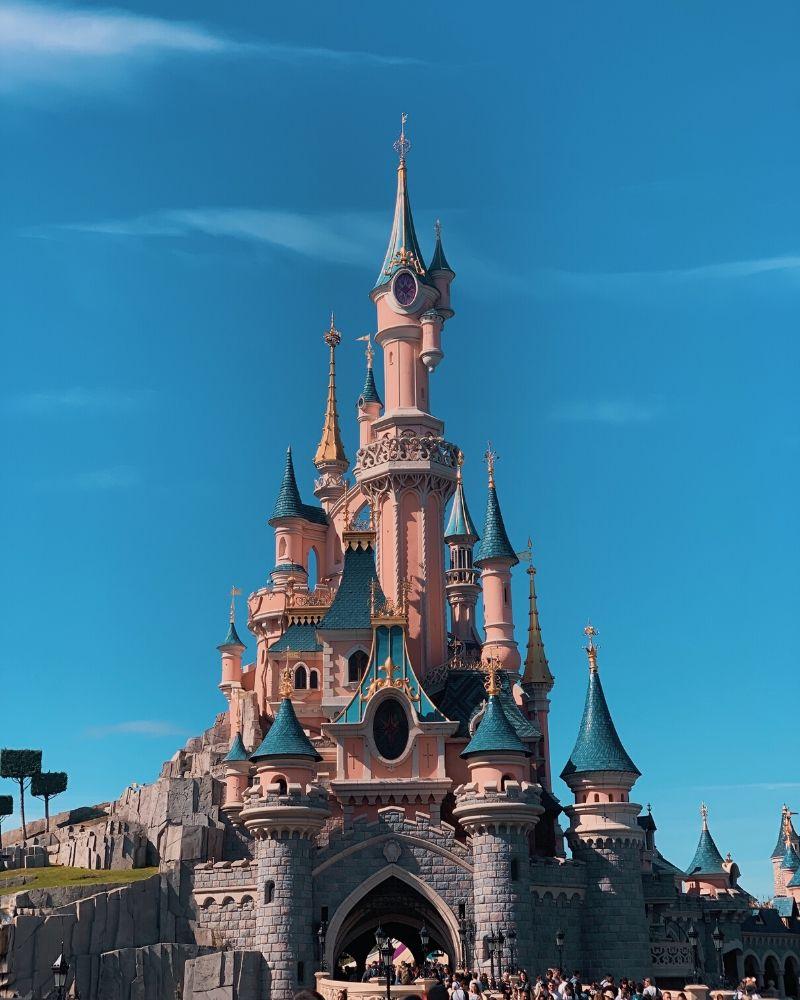 castello disneyland paris plaza