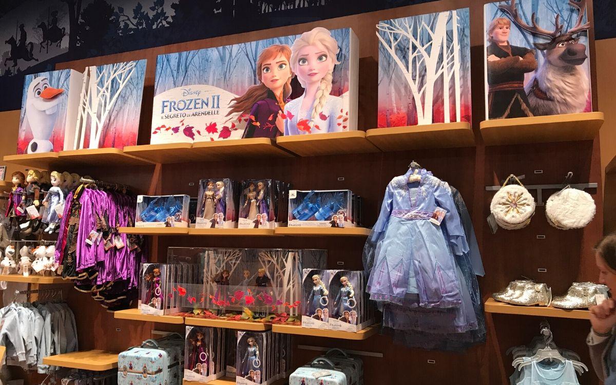 Collezione Frozen 2