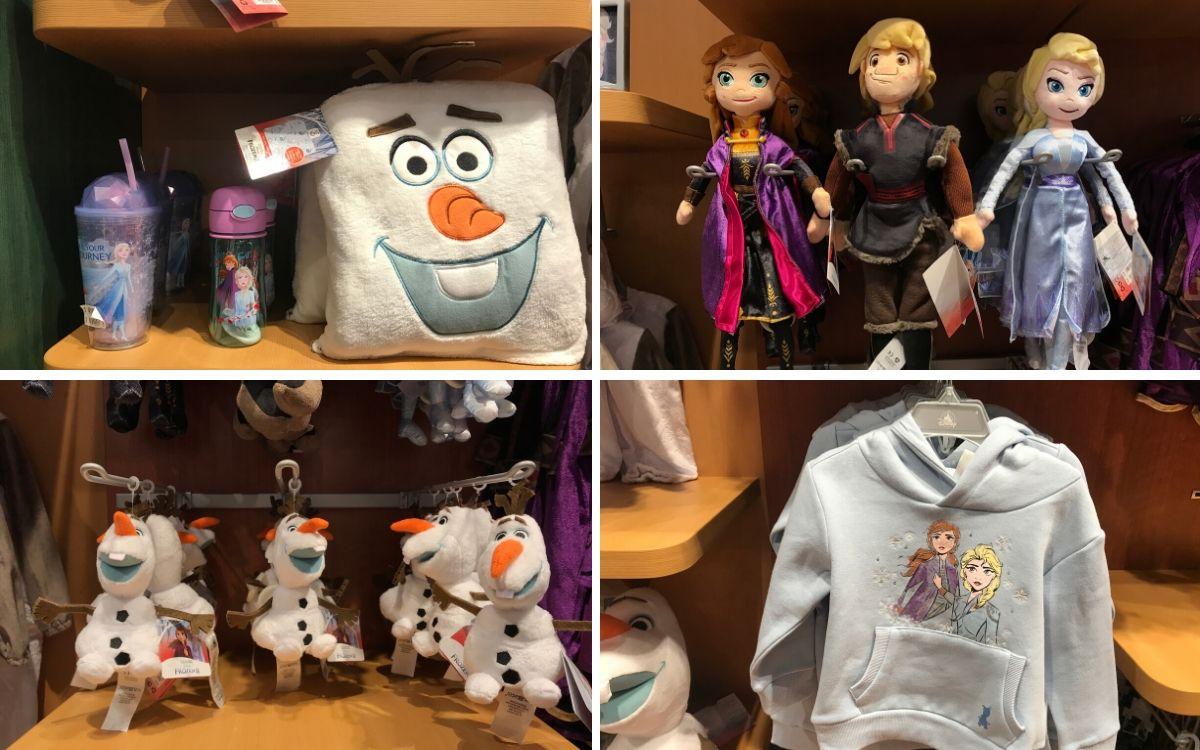 Collezione Disney Frozen 2: Il Segreto di Arendelle