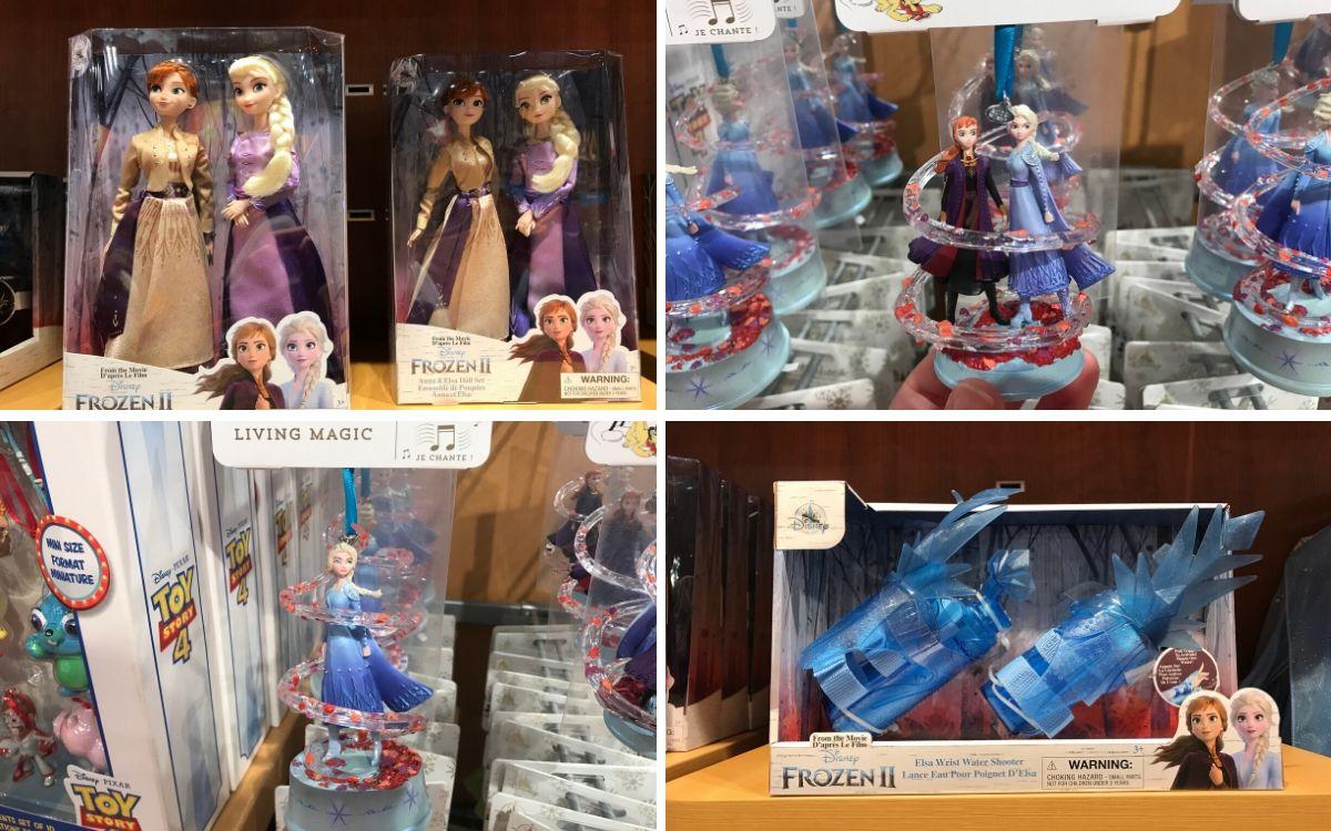 frozen 2 collezione