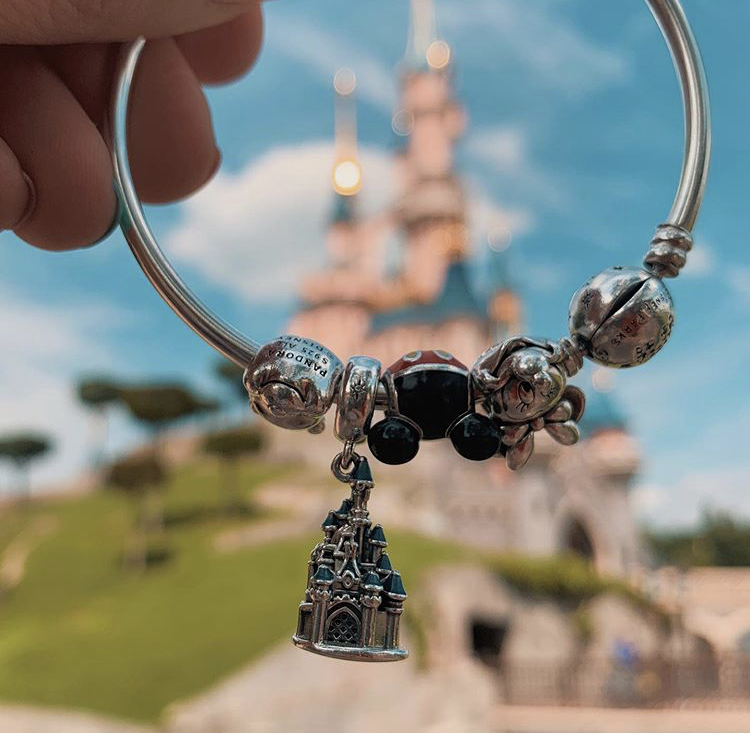 Pandora Charm Disney