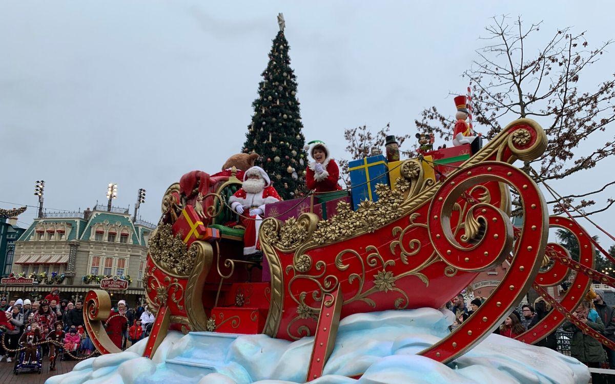 Babbo Natale Disneyland Paris