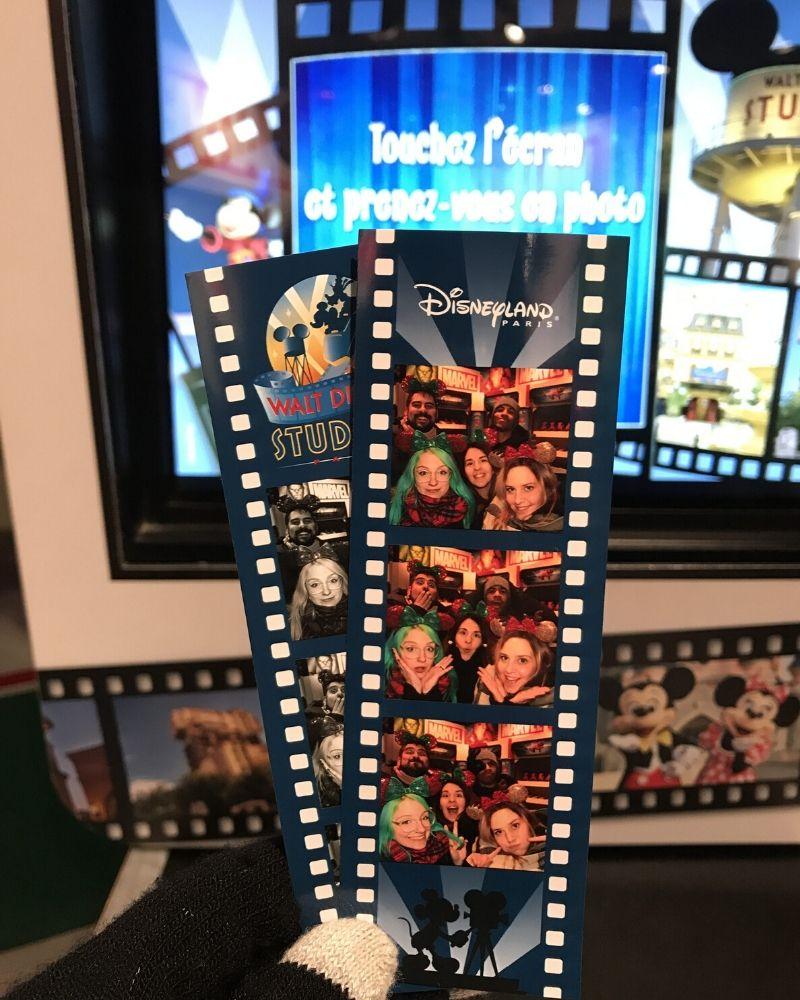 Diario di Viaggio Disneyland Paris Natale