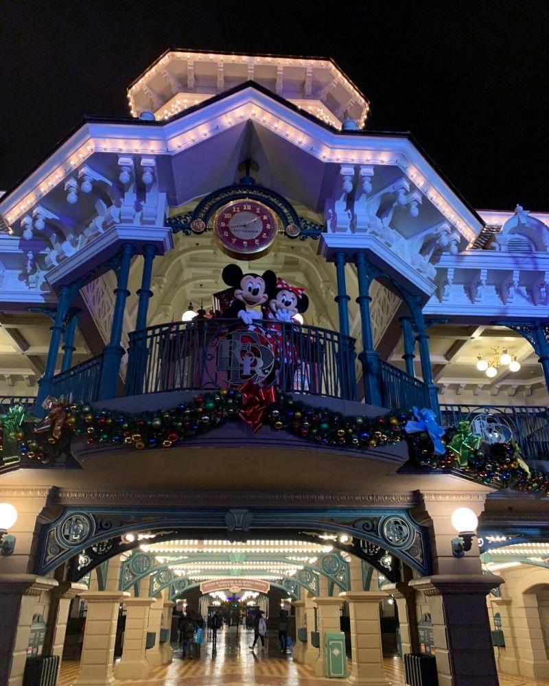 Diario di viaggio Disneyland Paris