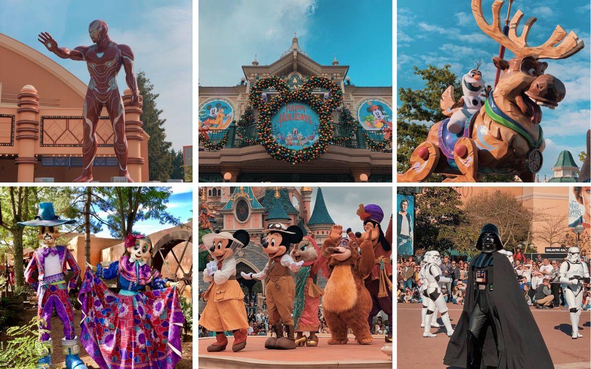 Calendario 2020 stagioni Disneyland Paris