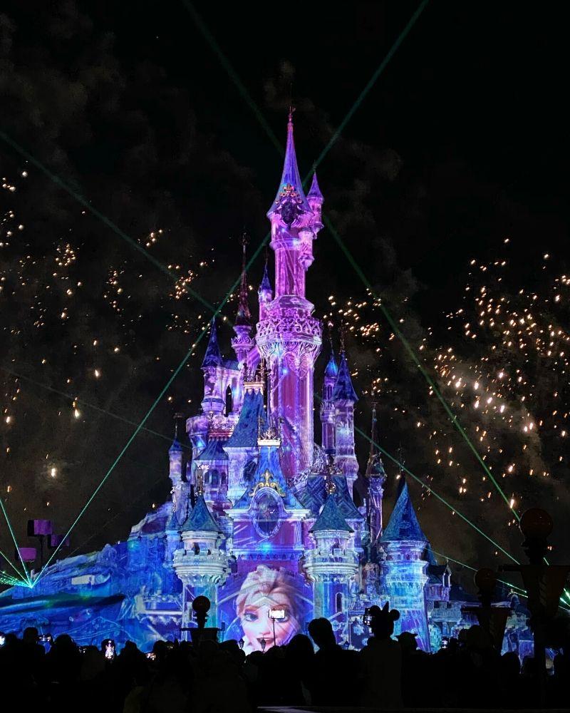 Disney Illuminations disneyland paris