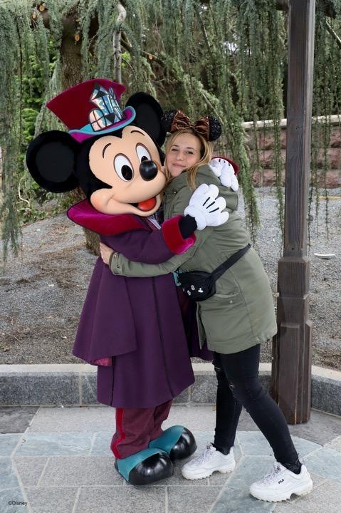 Meet & Greet Mickey Mouse Phantom Manor