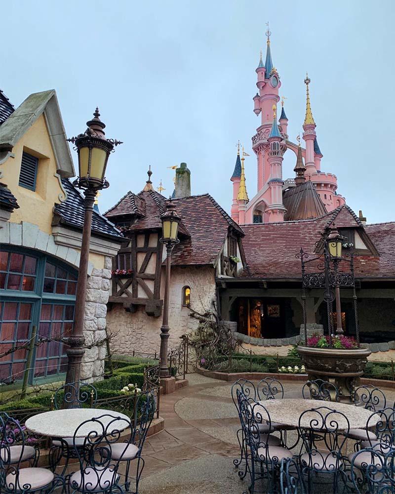Auberge Cendrillo Disneyland Paris