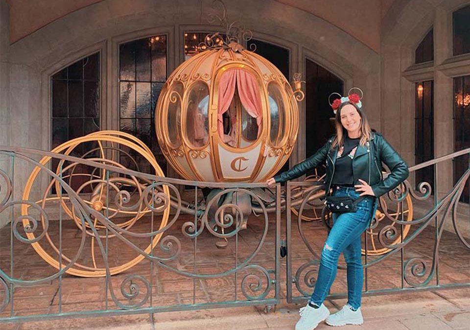 Auberge Cendrillon Disneyland Paris