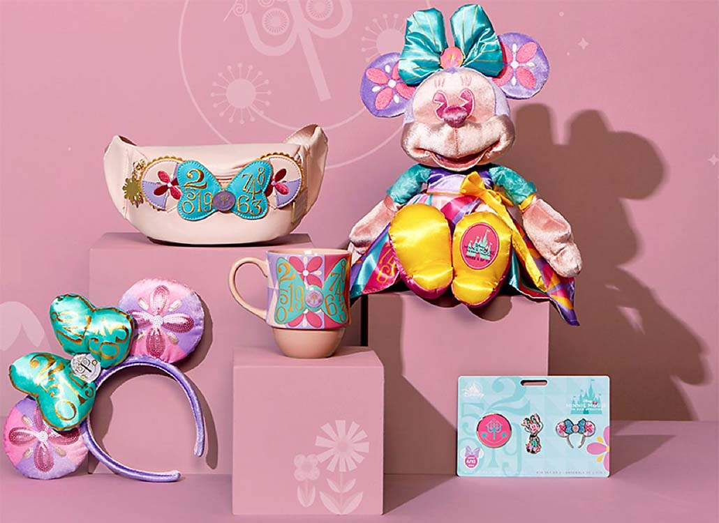 minnie the main attraction serie 4 di 12 Shop Disney Italia