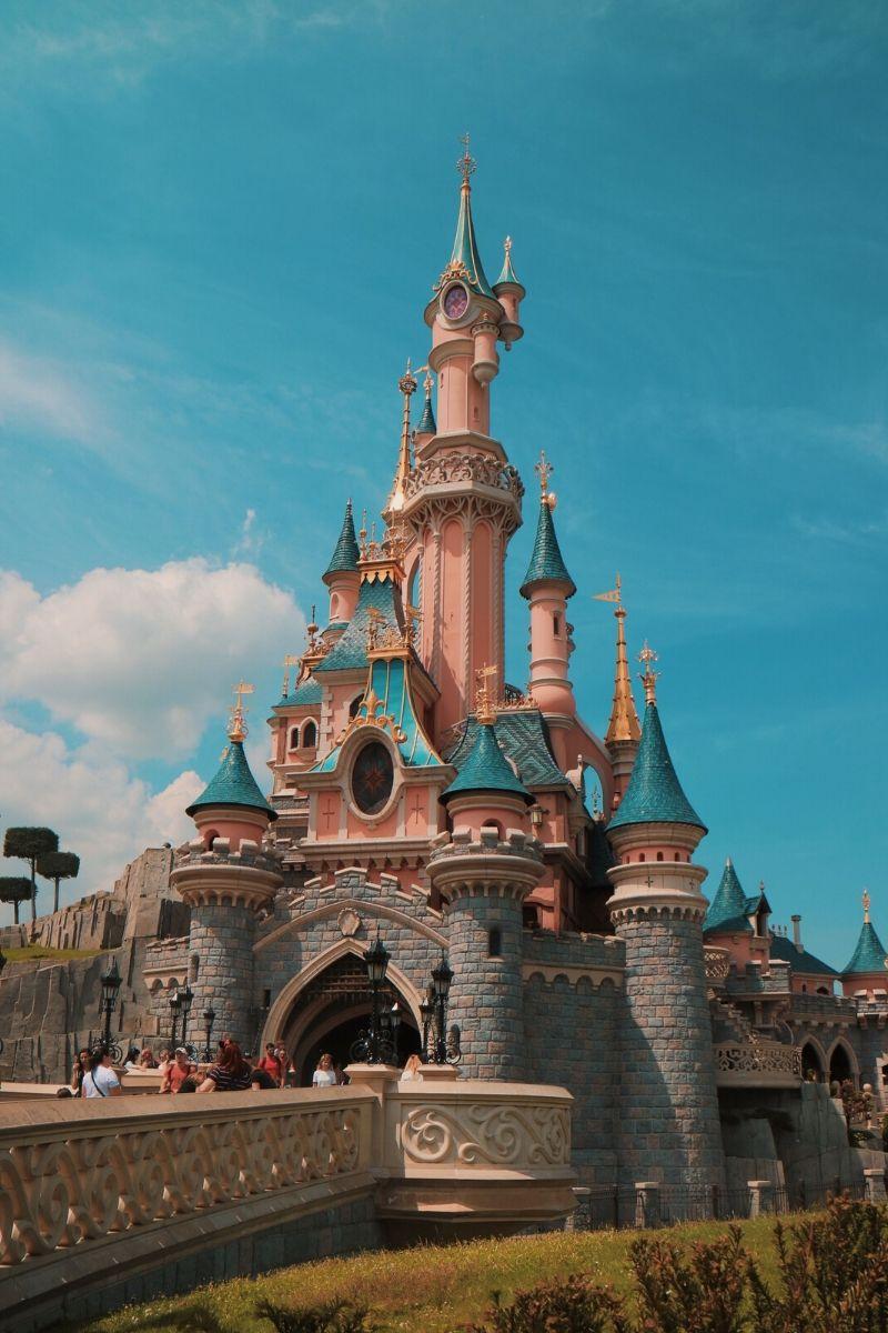 Disneyland Paris - Castello Bella Addormentata