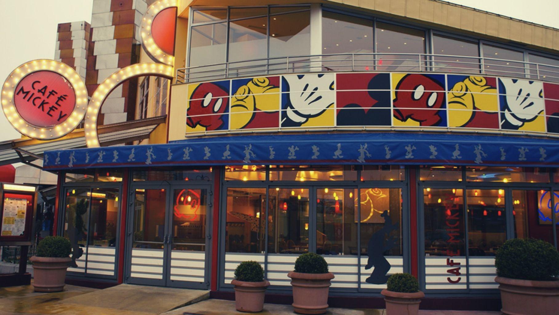 Dove mangiare Disneyland Paris