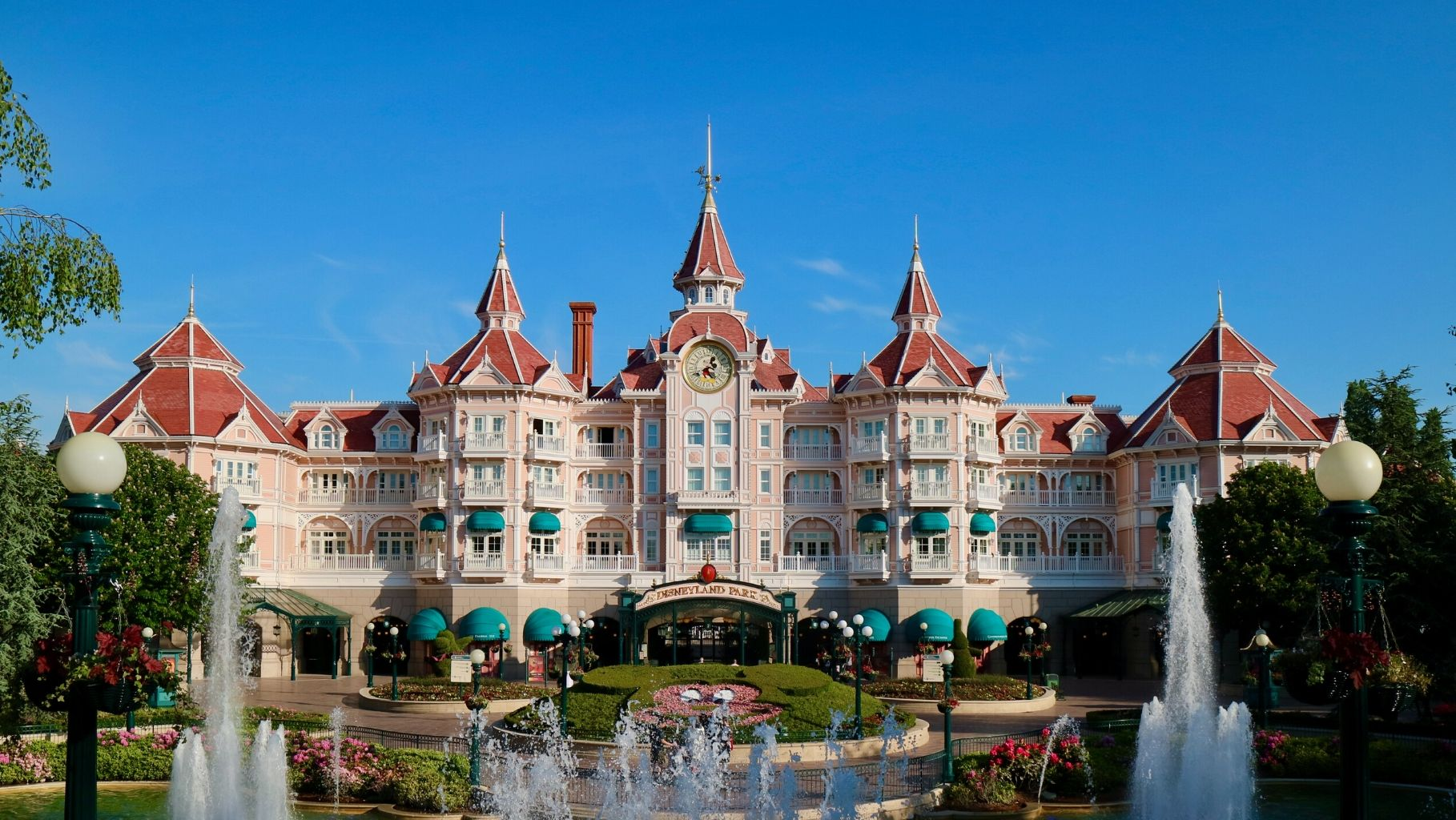 Hotel a Disneyland Paris