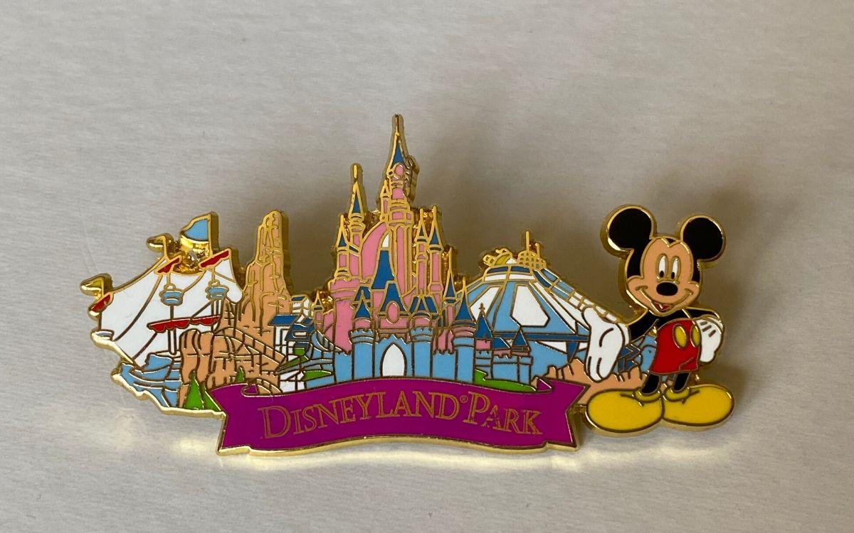 Spilla Standard Disneyland Paris