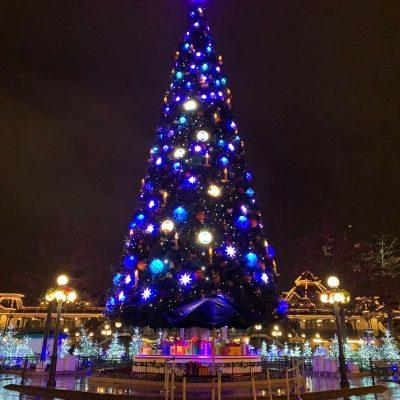 Albero di Natale Disneyland Paris