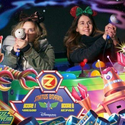 Buzz laser Blast