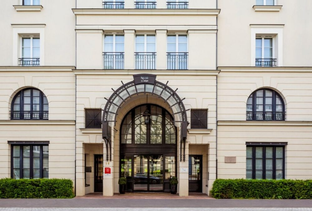 hotel disneyland hipark by adagio serris