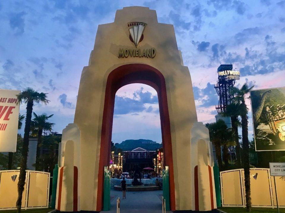 diario di viaggio movieland park