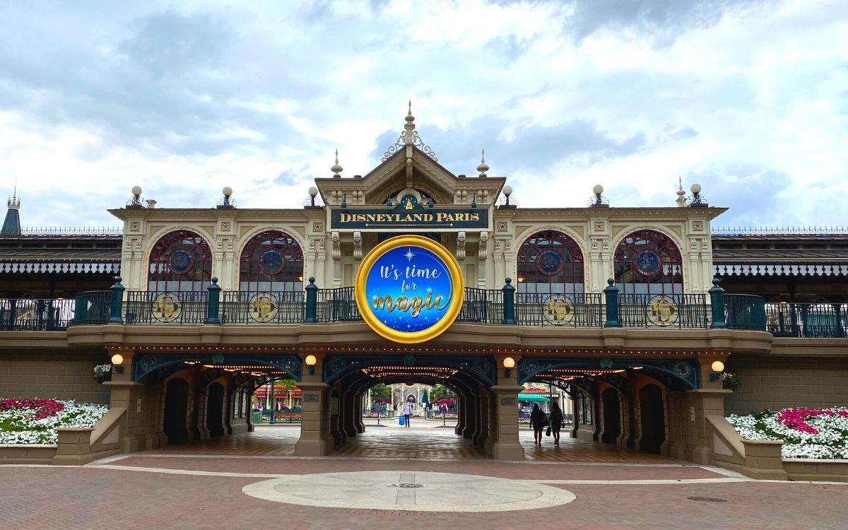 Disneyland Paris post covid
