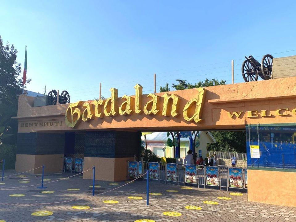 Gardaland Coronavirus
