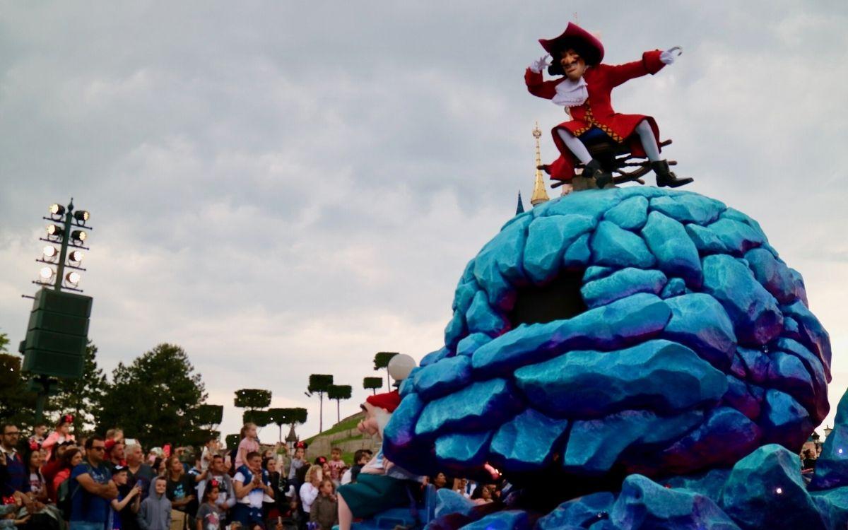 Calendario 2019 Disneyland Paris