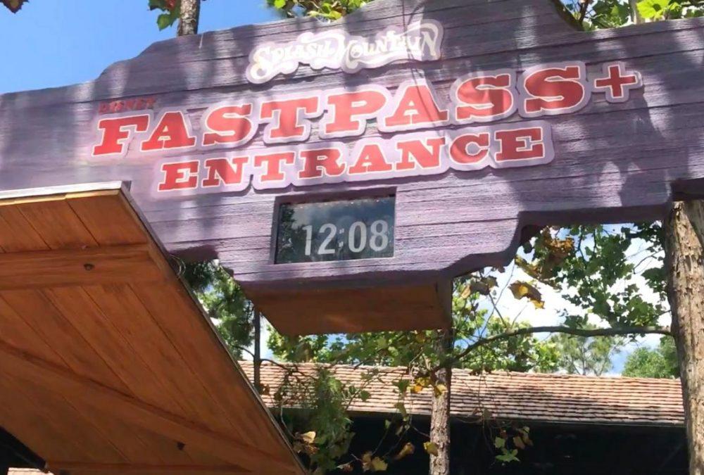 Fastpass Walt Disney World
