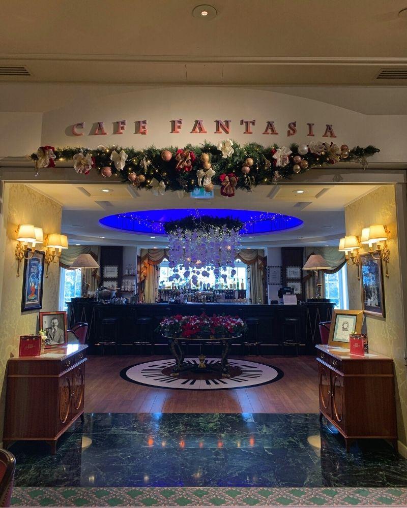 Café Fantasia Disneyland Paris