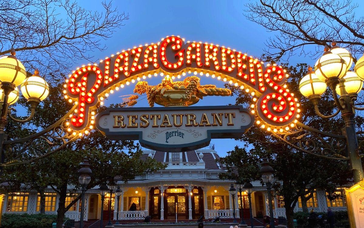 mezza pensione plus Disneyland