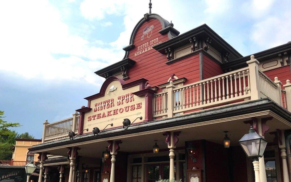 Silver Spur Disneyland Paris