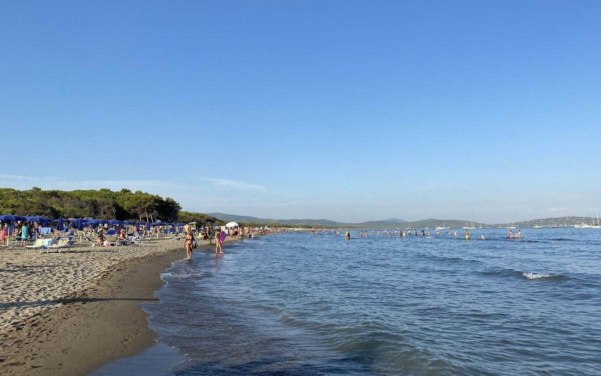 Spiaggia Feniglia Maremma Toscana