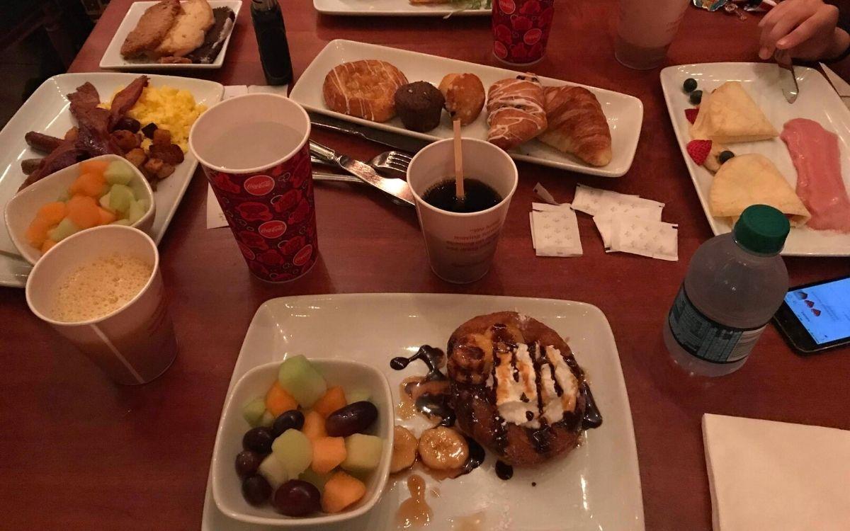 Be our guest colazione