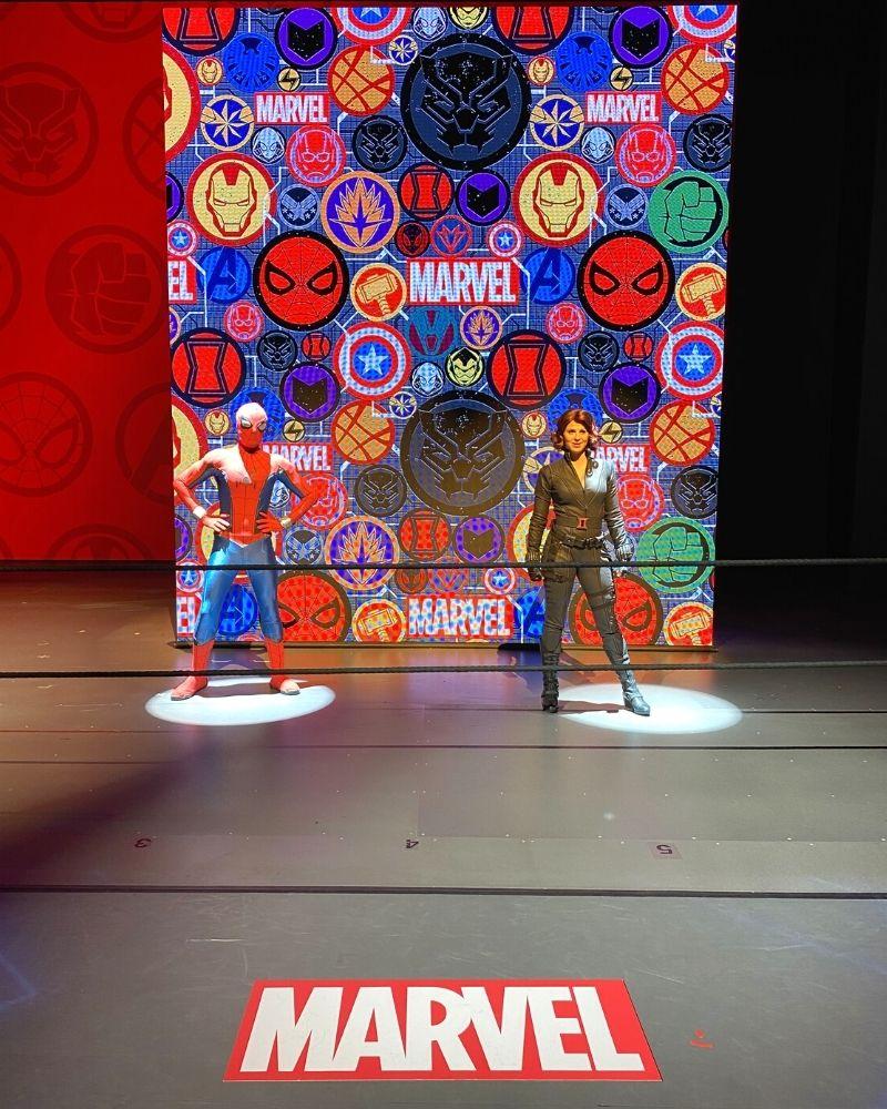 Marvel Walt Disney Studios