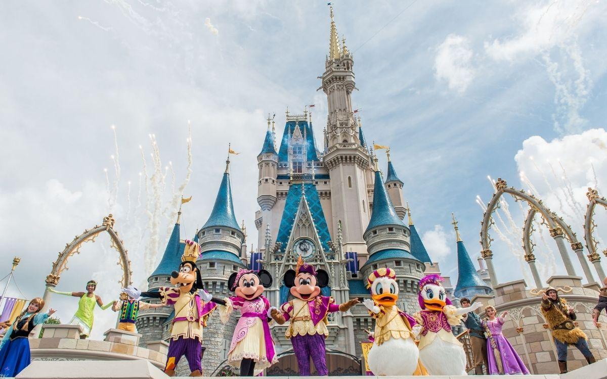 organizzare vacanza Walt Disney World