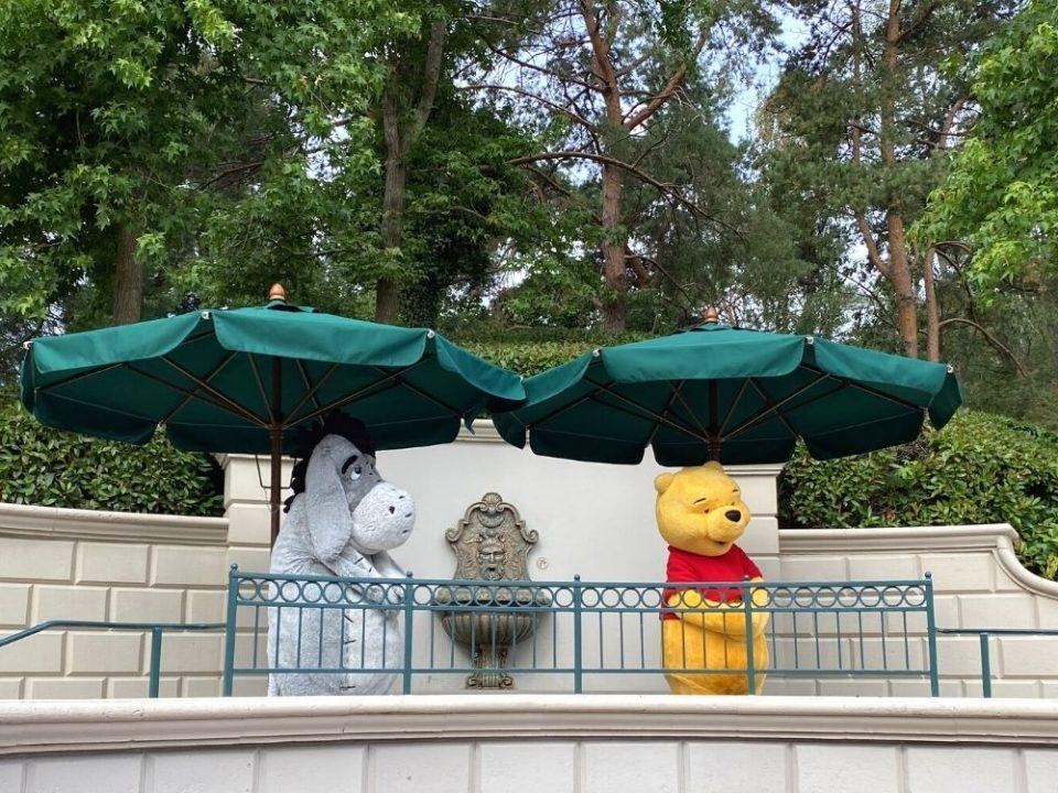 Selfie Spot Disneyland Paris