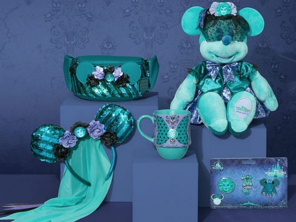 Minnie Mouse Haunted Mansion