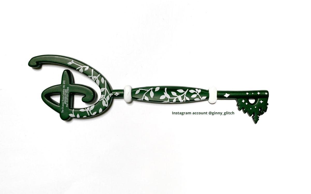 opening key ginny