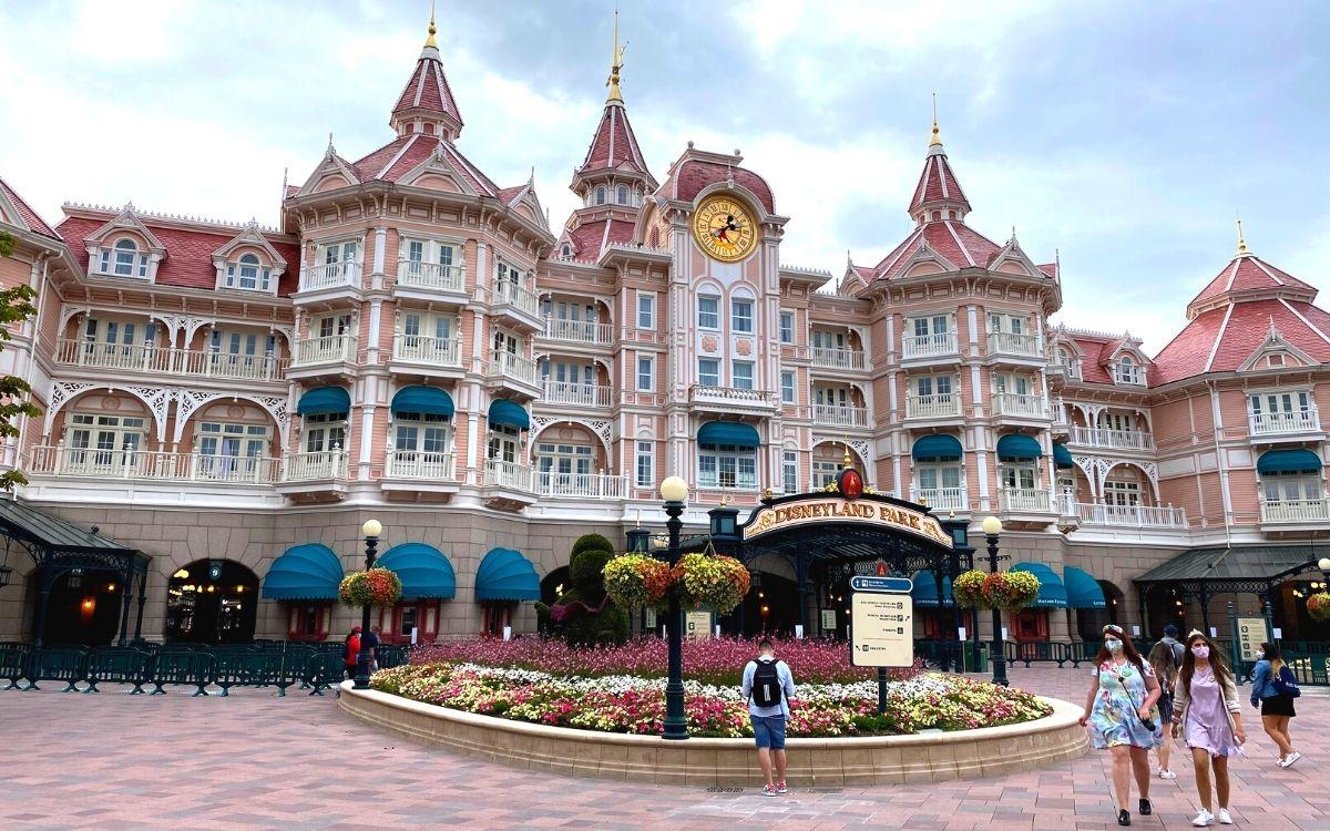 Soggiornare Disneyland Hotel
