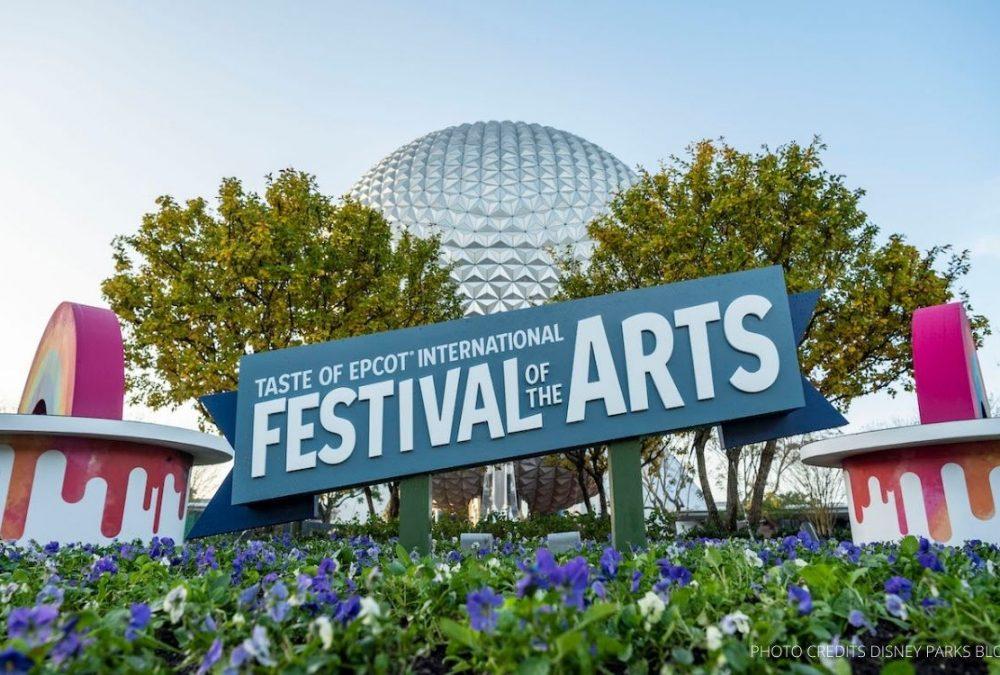 International Festival Arts Epcot