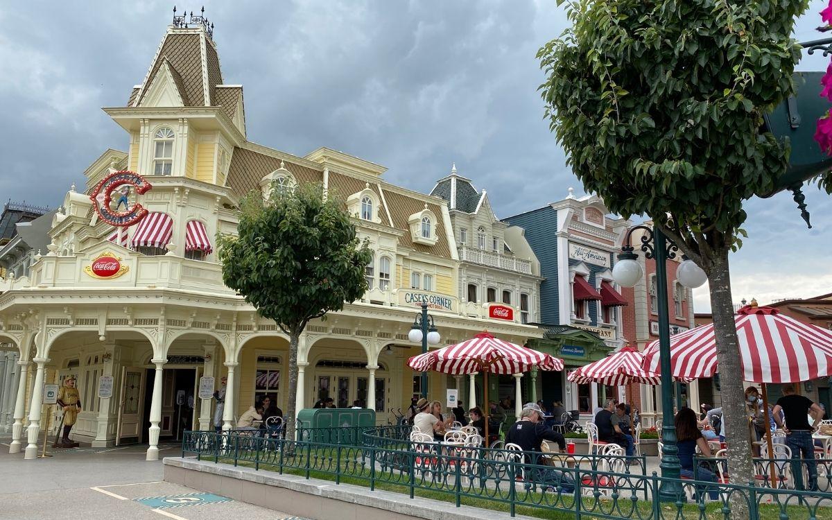Casey Corner Disneyland