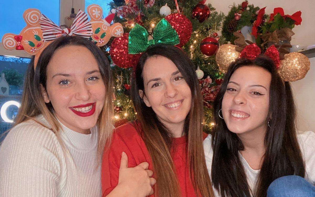 Italian Disney Sisters
