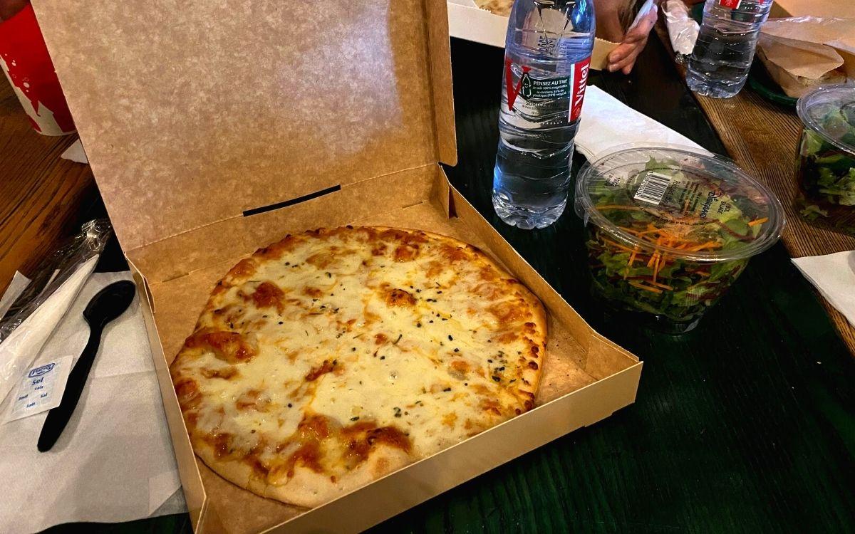 Pizza Disneyland