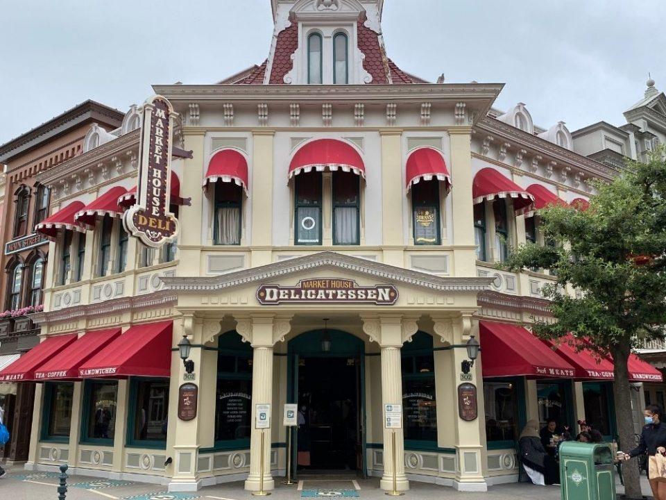 ristoranti low cost Disneyland
