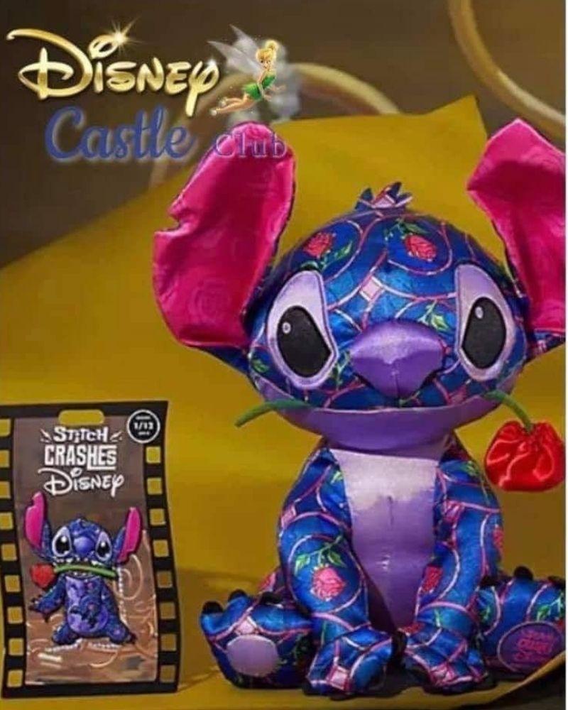 Stitch Crushes Disney collezione 2021