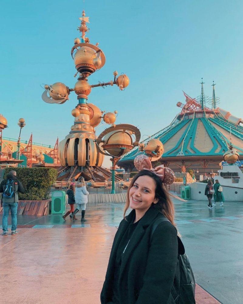 Orbitron Disneyland Paris