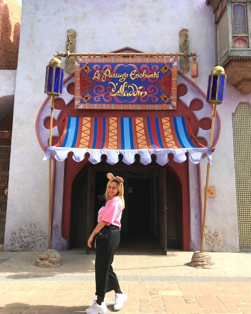 Adventureland Parco Disneyland