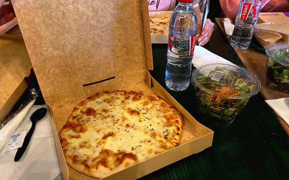 Pizza Parco Disneyland