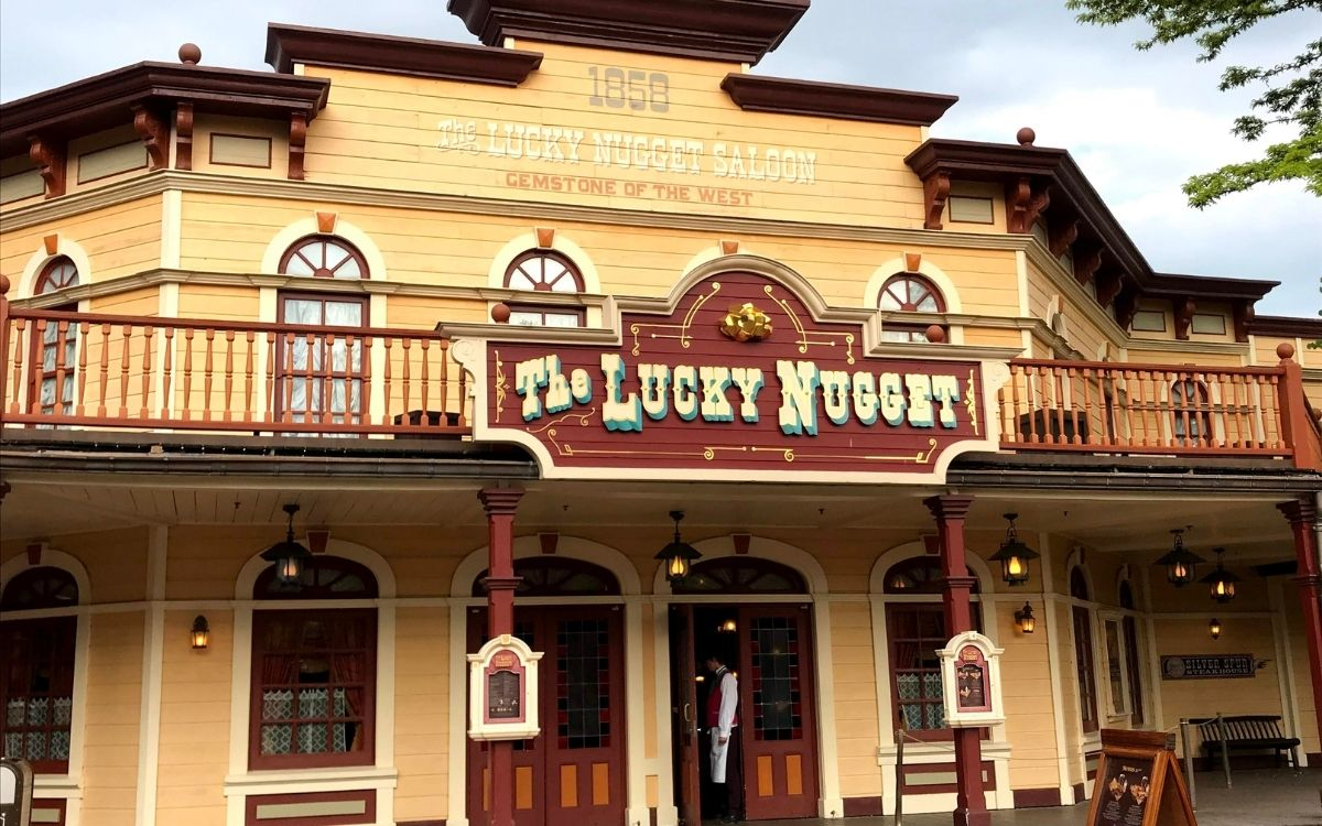 Lucky Nugget Saloon
