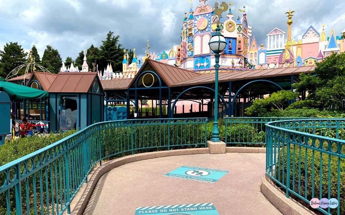 Sicurezza Disneyland Paris