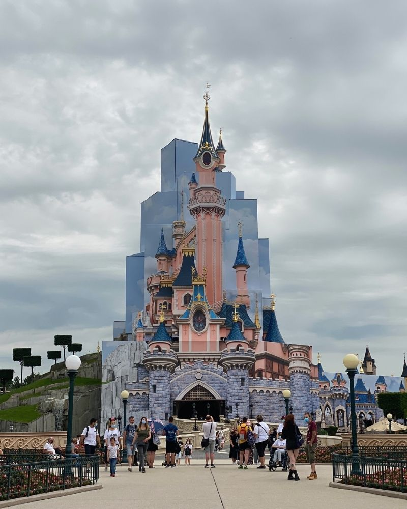 Apertura Disneyland Paris 2021